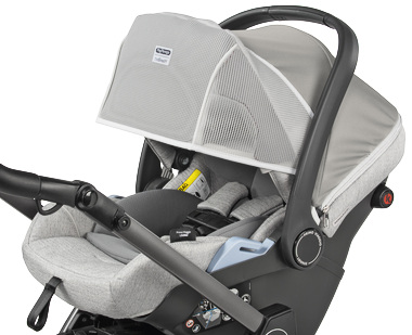 The Breath Canopy Car Seat